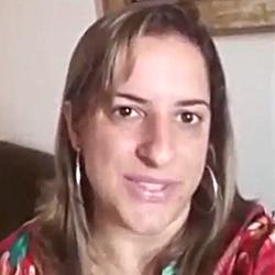 Luciana mãe Leonardo 1º Ensino Médio